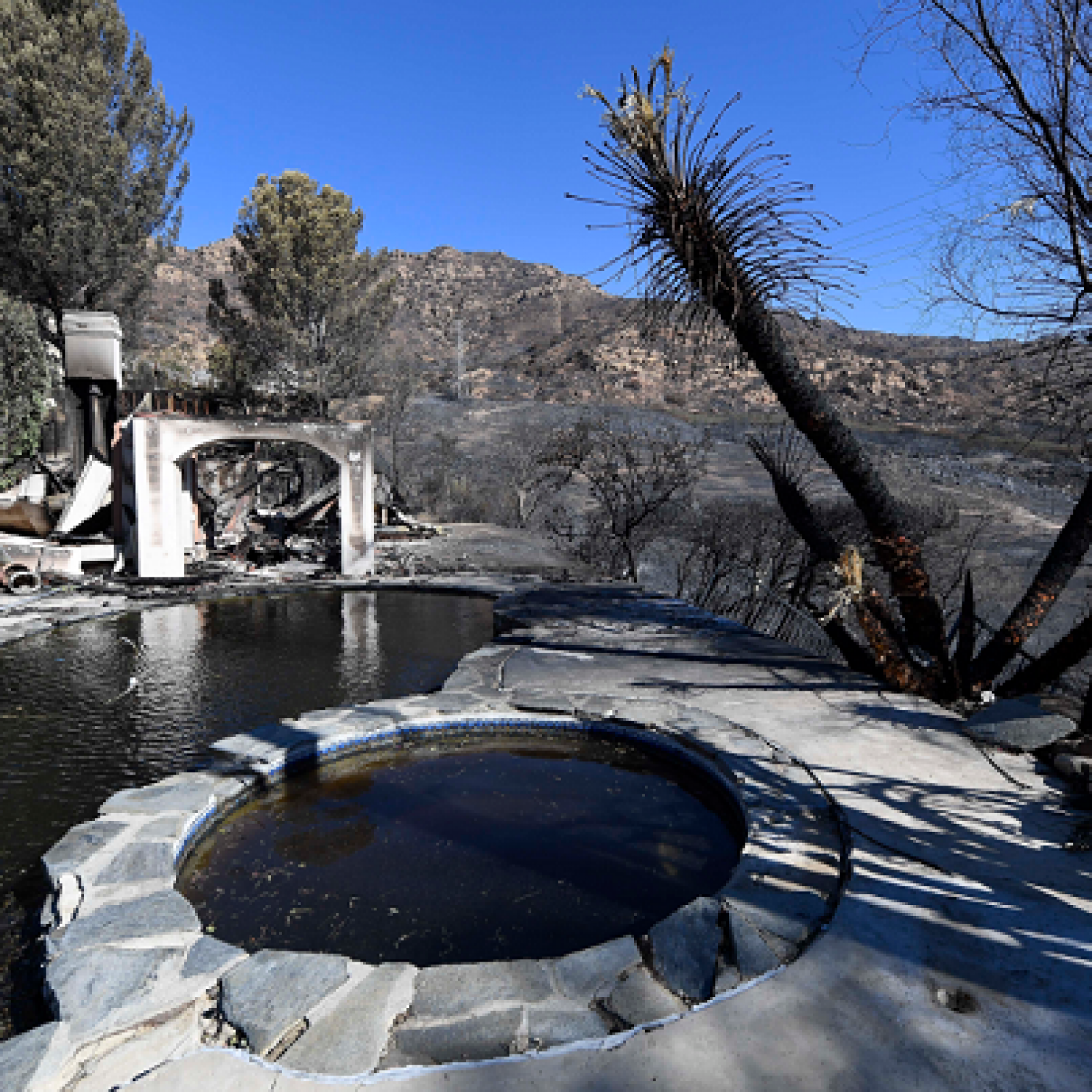 All the Celebrity Homes Destroyed by California Wildfires