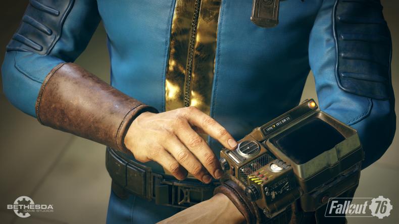 Fallout 76 pip boy