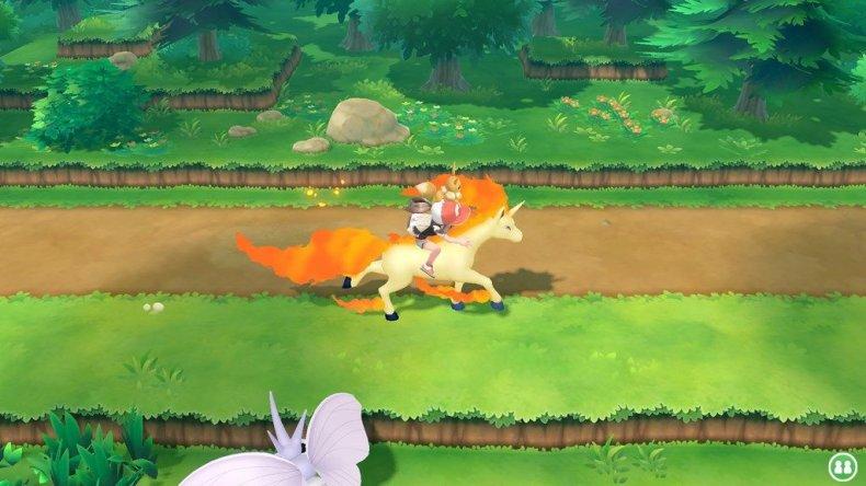 pokemon lets go rapidash run