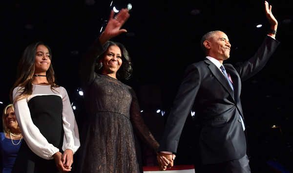 Michelle Obama Talks Malia Obama's Prom Night
