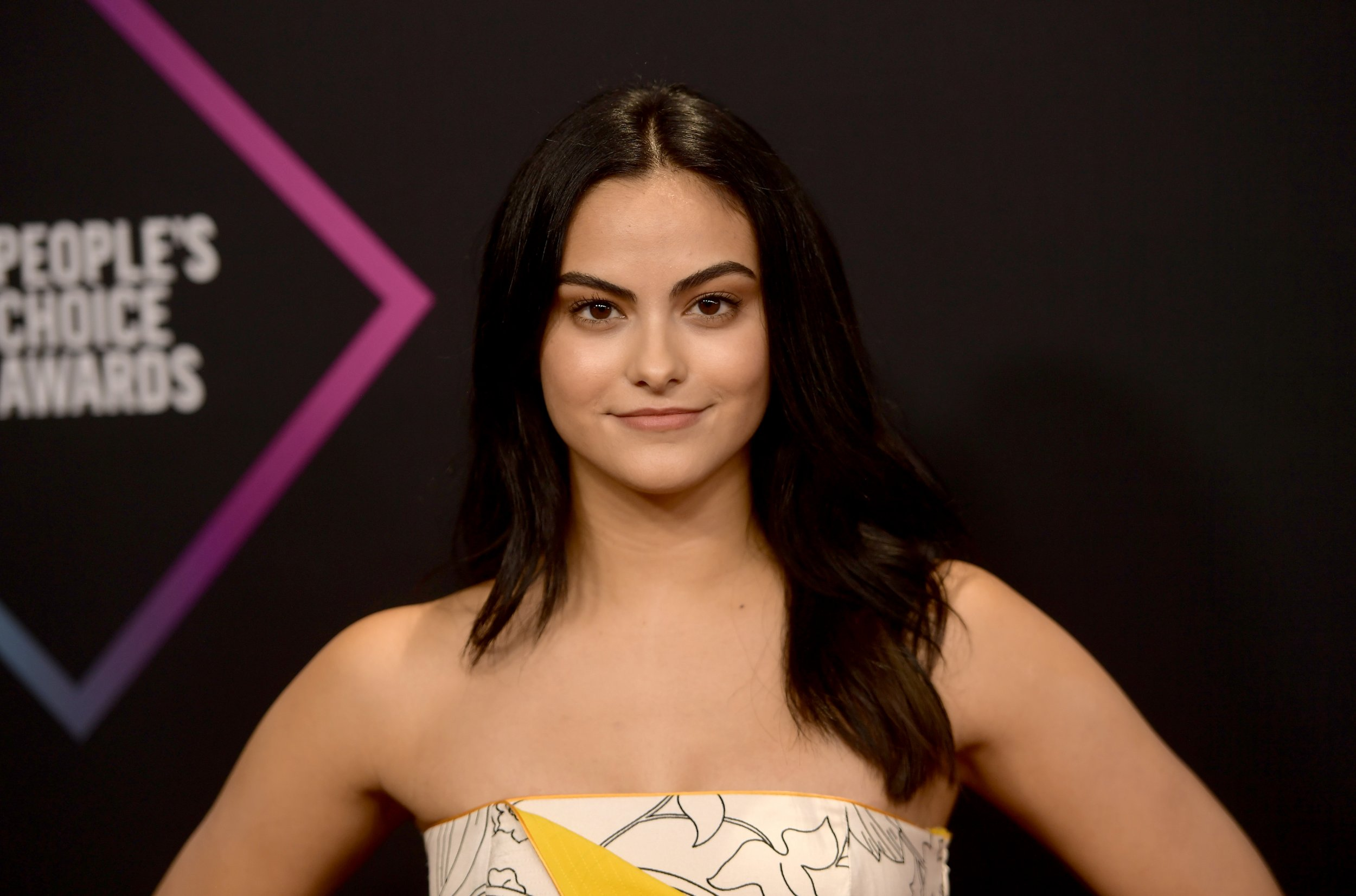Camila Mendes on 'The New Romantic'