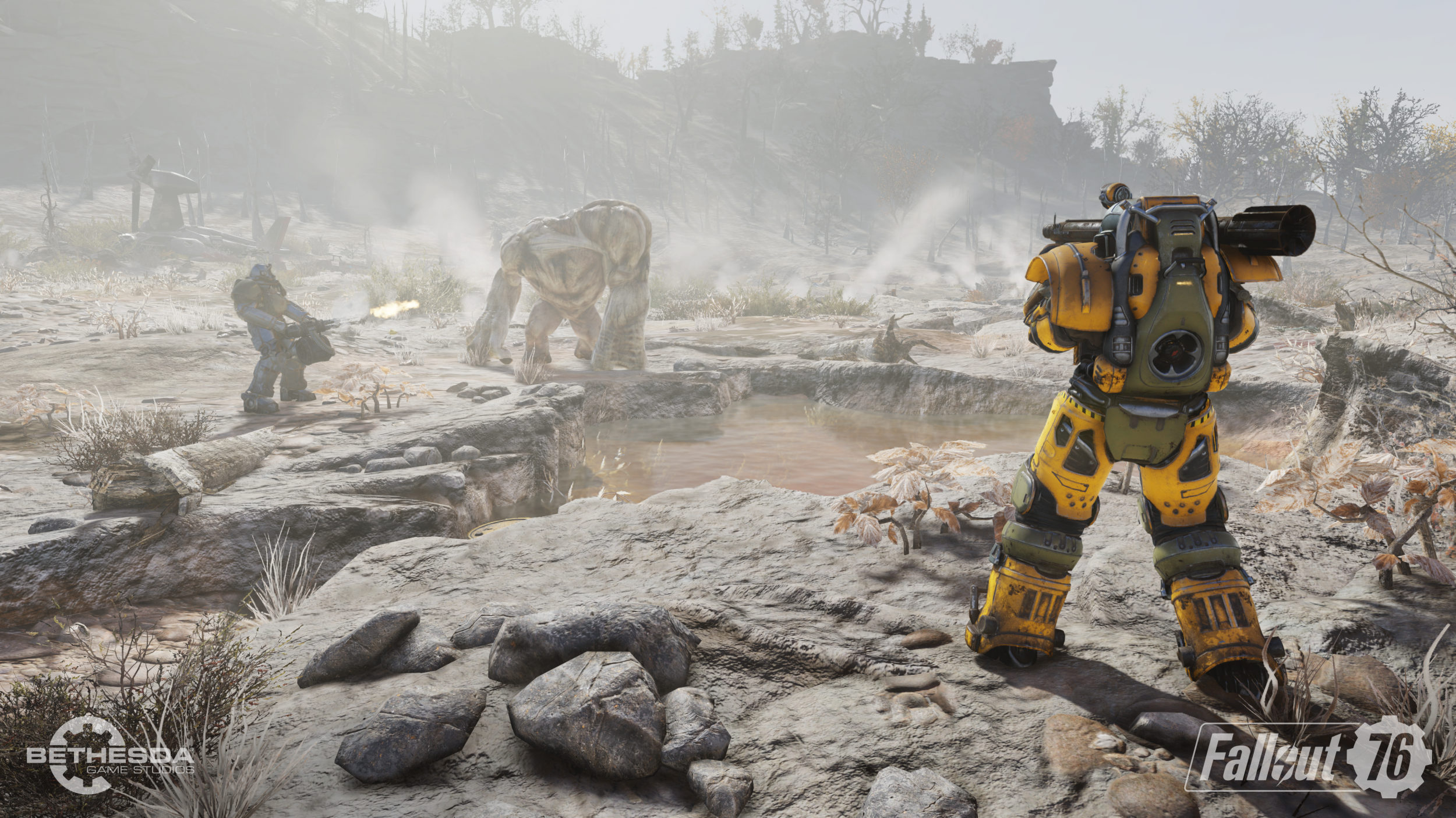 Fallout 76 Power Armor location guide
