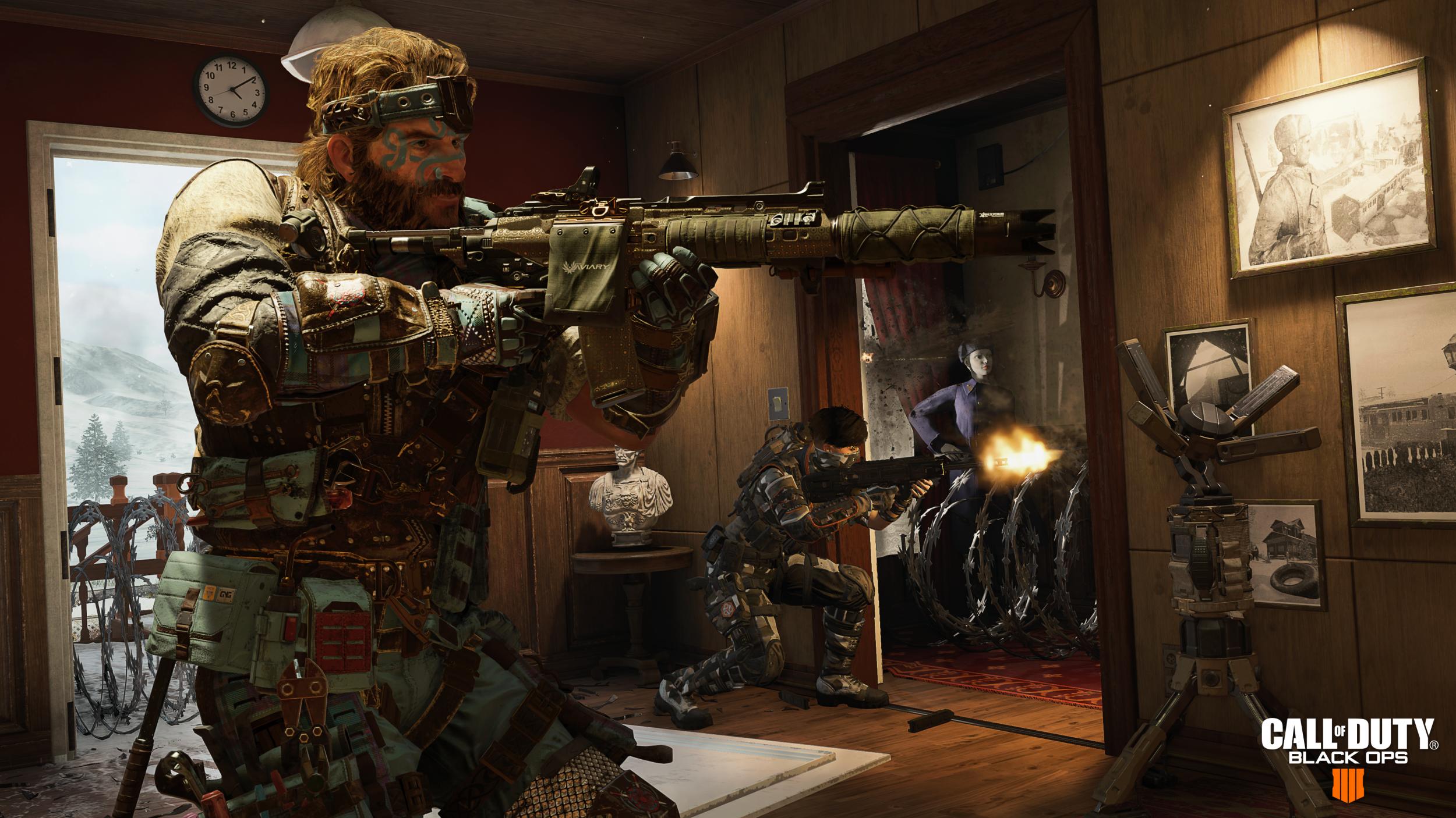 Black Ops 4 Nuketown update 105