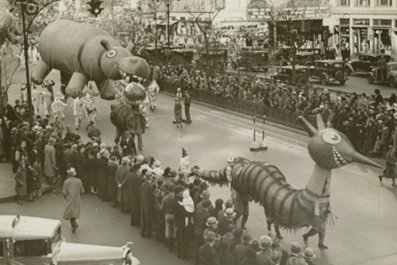 Hippo and Dragon 1931