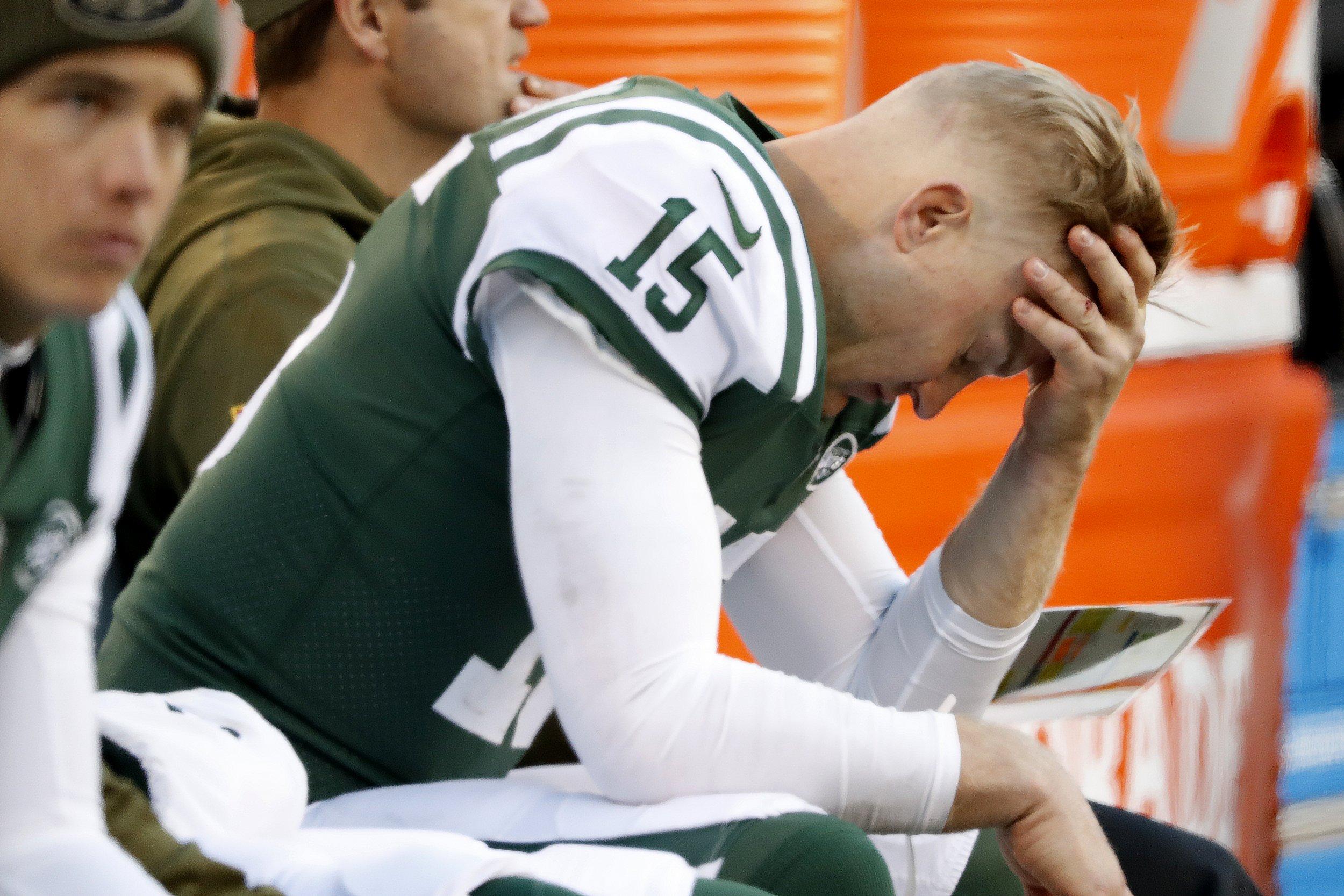 New York Jets Josh McCown