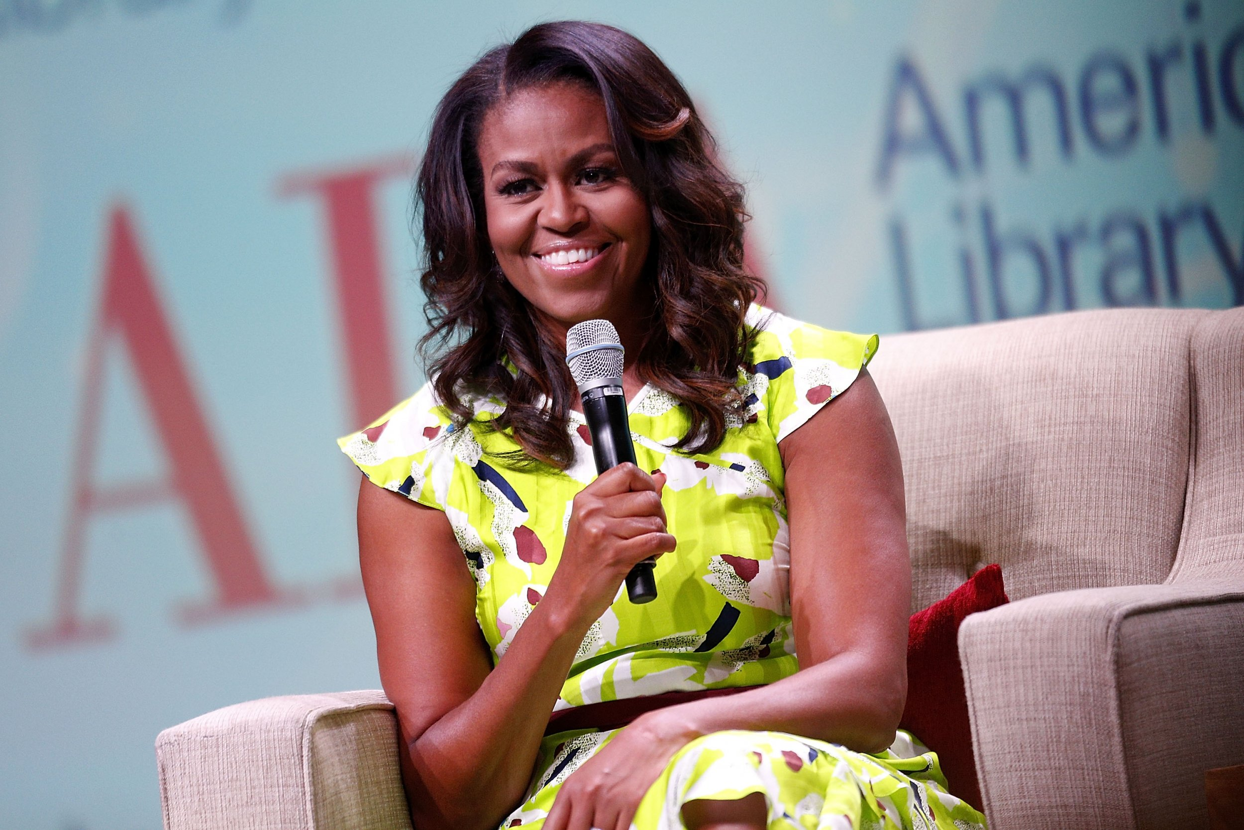Michelle Obama on Marriage With Barak Obama