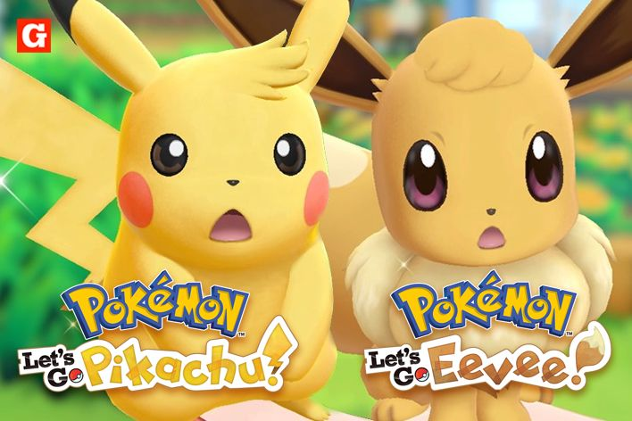 Pokemon Lets Go Pikachu Vs Eevee Which Version Should You Get