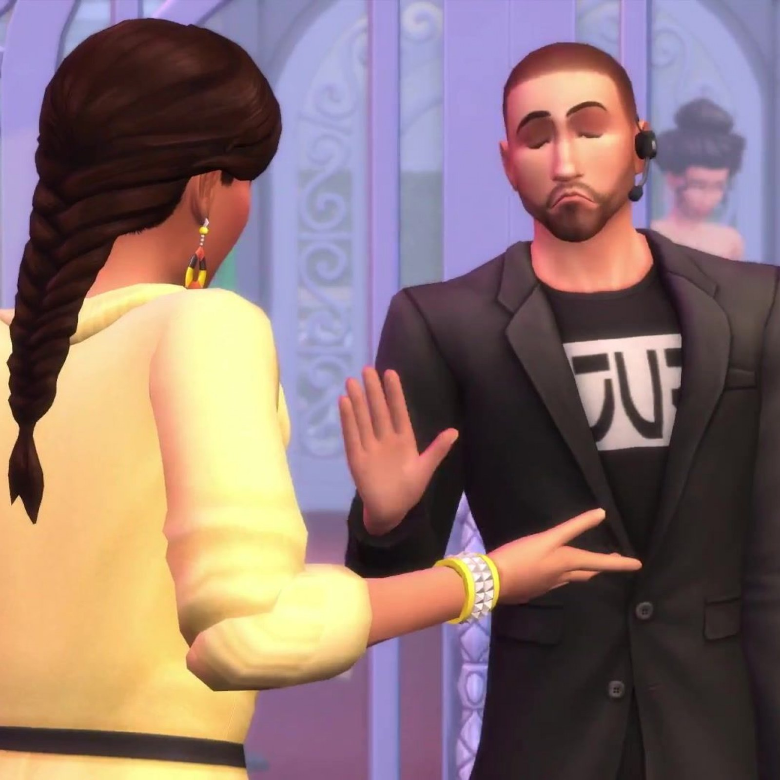 Sims 4: Get Famous' Lead Producer Talks Side Sims and Reputation