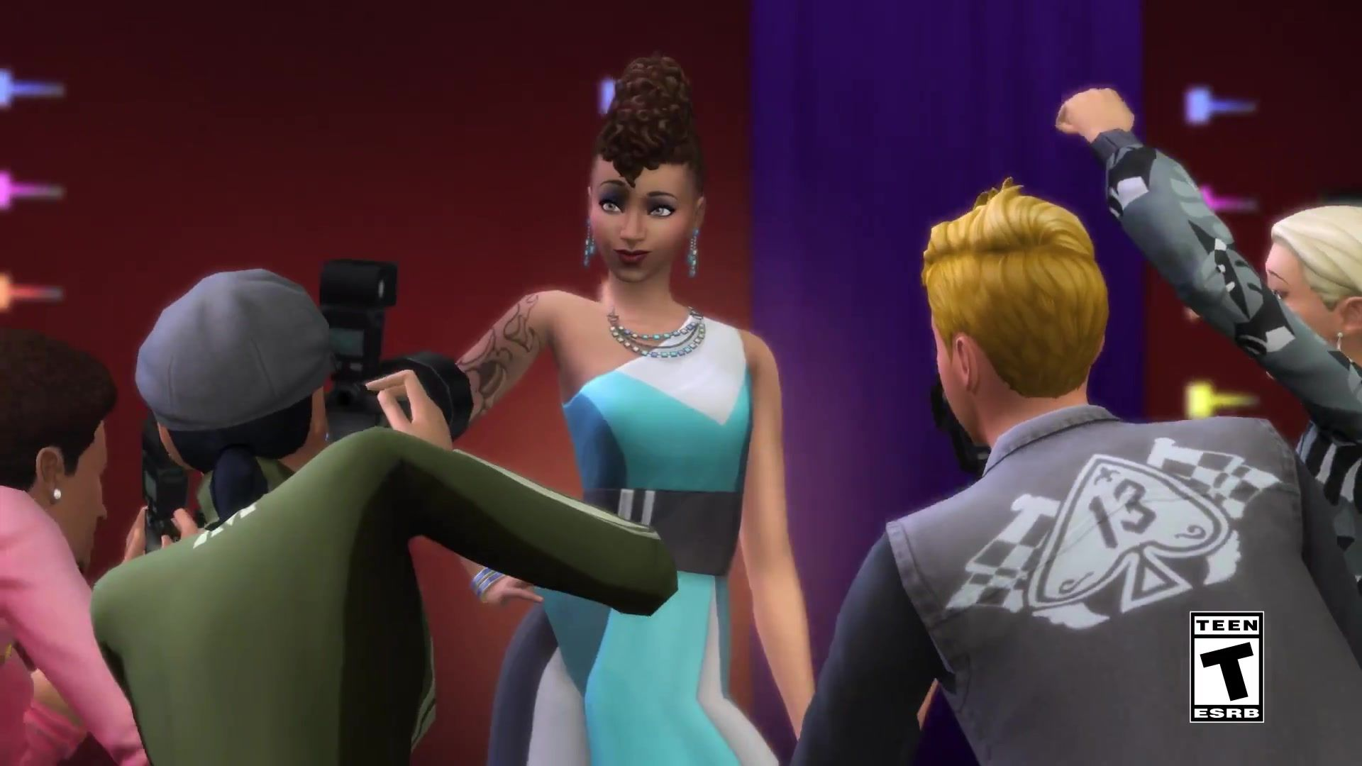Celebrity, Stars, and Being Famous - The Sims 3: Late ...