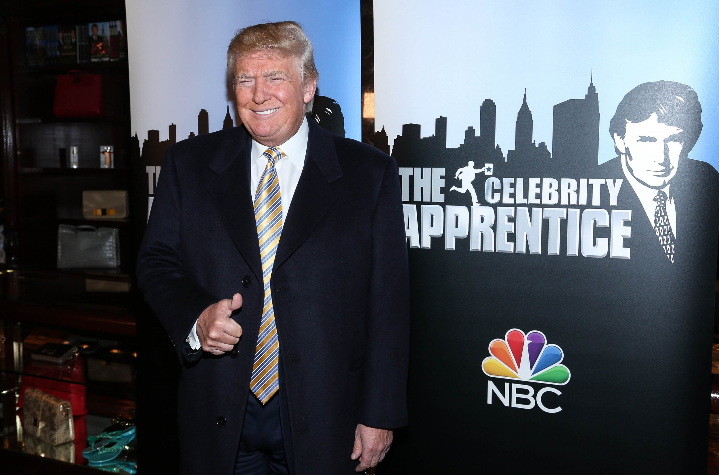 Lawyers Issue Subpoenas for 'Apprentice' Tapes for Evidence of Donald Trump Being Racist
