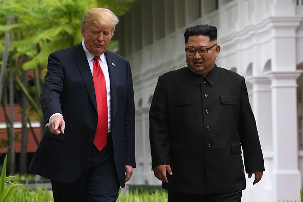 donald trump kim jong un, north korea nuclear weapons
