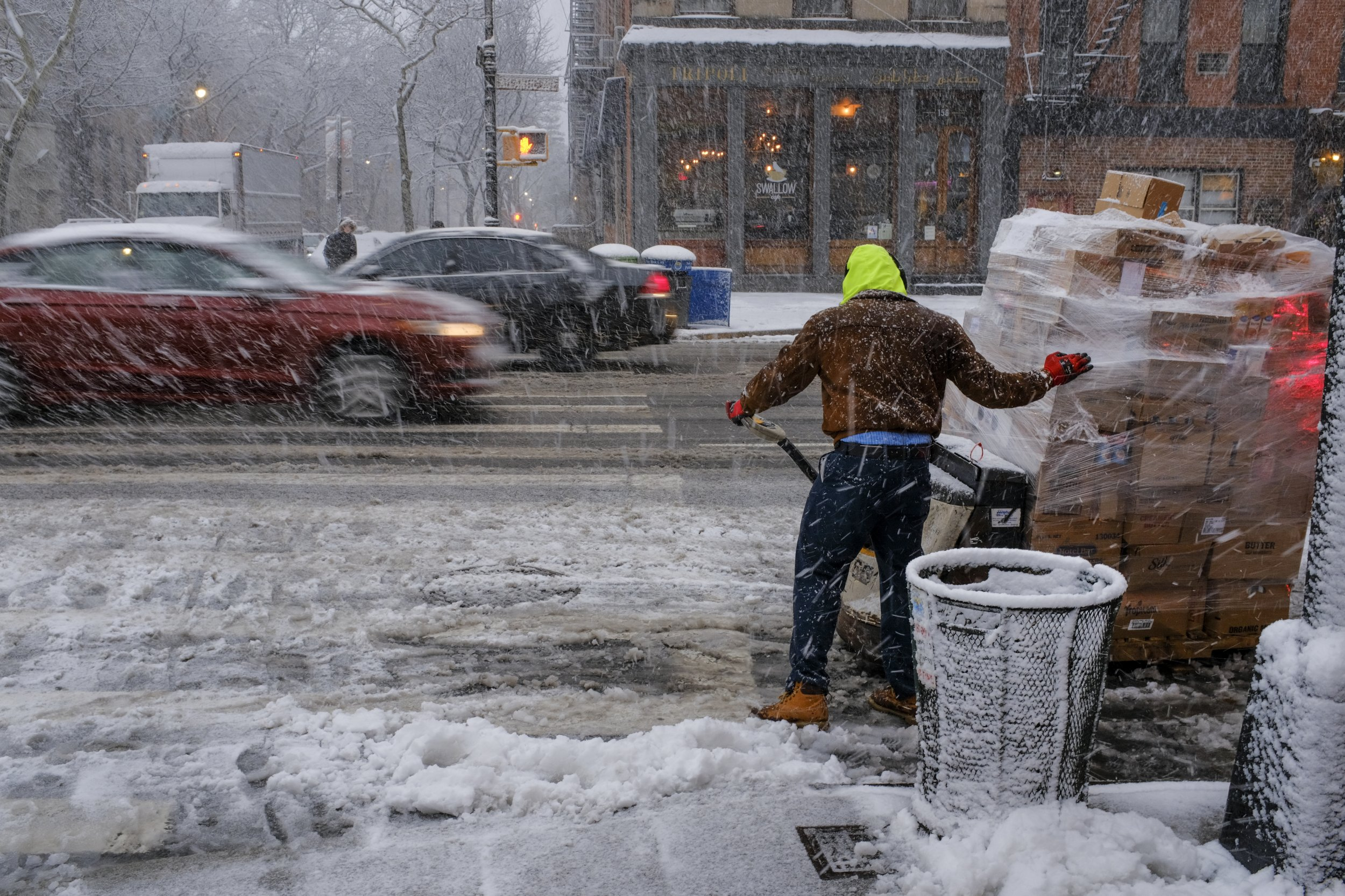 Winter Storm Avery: How Much Snow Will We Get? Forecast For New York, Pennsylvania, New Jersey, D.C.