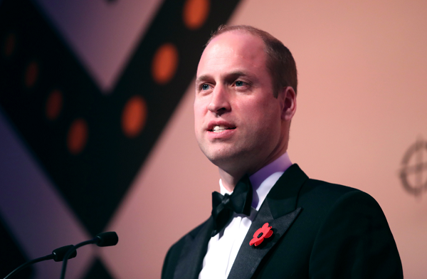 Prince William Slam Social Media For Normalizing 'Speech That Is Filled With Bile and Hate