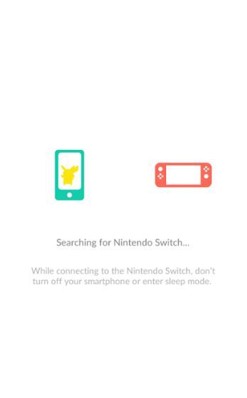 Pogo Switch searching