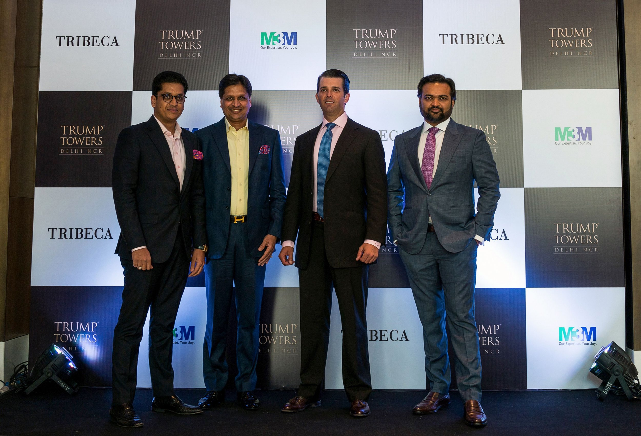 Donald Trump Jr. Cost Taxpayers Nearly $100K in Security Costs During February Trip to India: Report