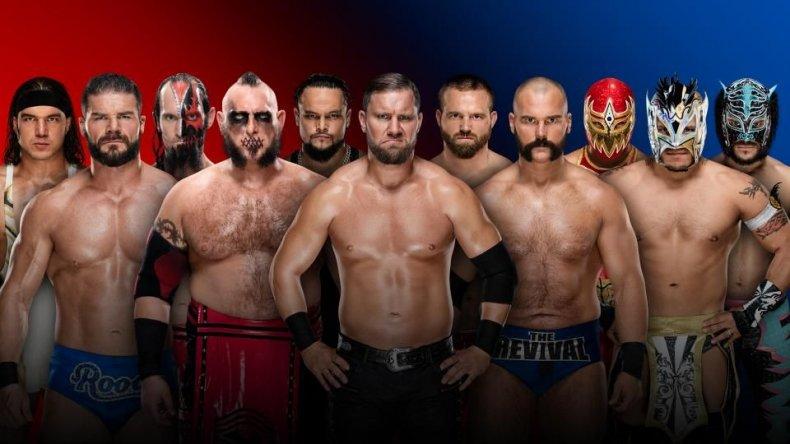 tag team ss survivor series