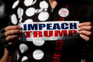 donald trump impeachment nixon