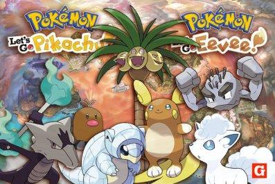 pokemon lets go pikachu and eevee _alola