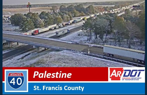 Arkansas traffic jam