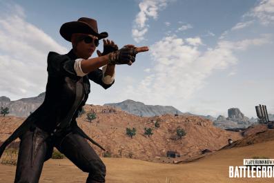 PUBG update 23 sharpshooter