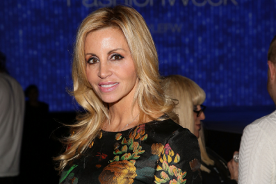 Camille Grammer Shares Instagram Pic of 'What's Left' of Her Malibu Manison