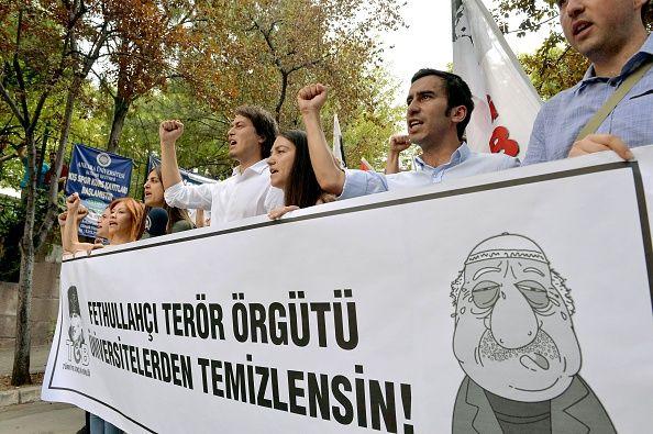 Fethullah Gulen, turkey, trump