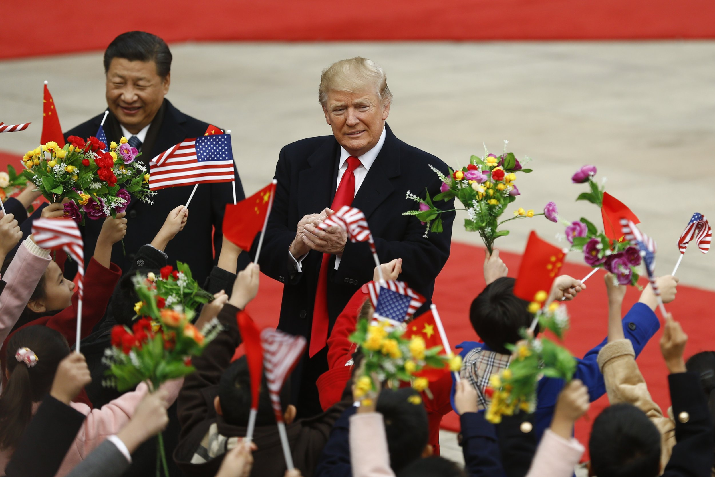 donald trump, create china, trade