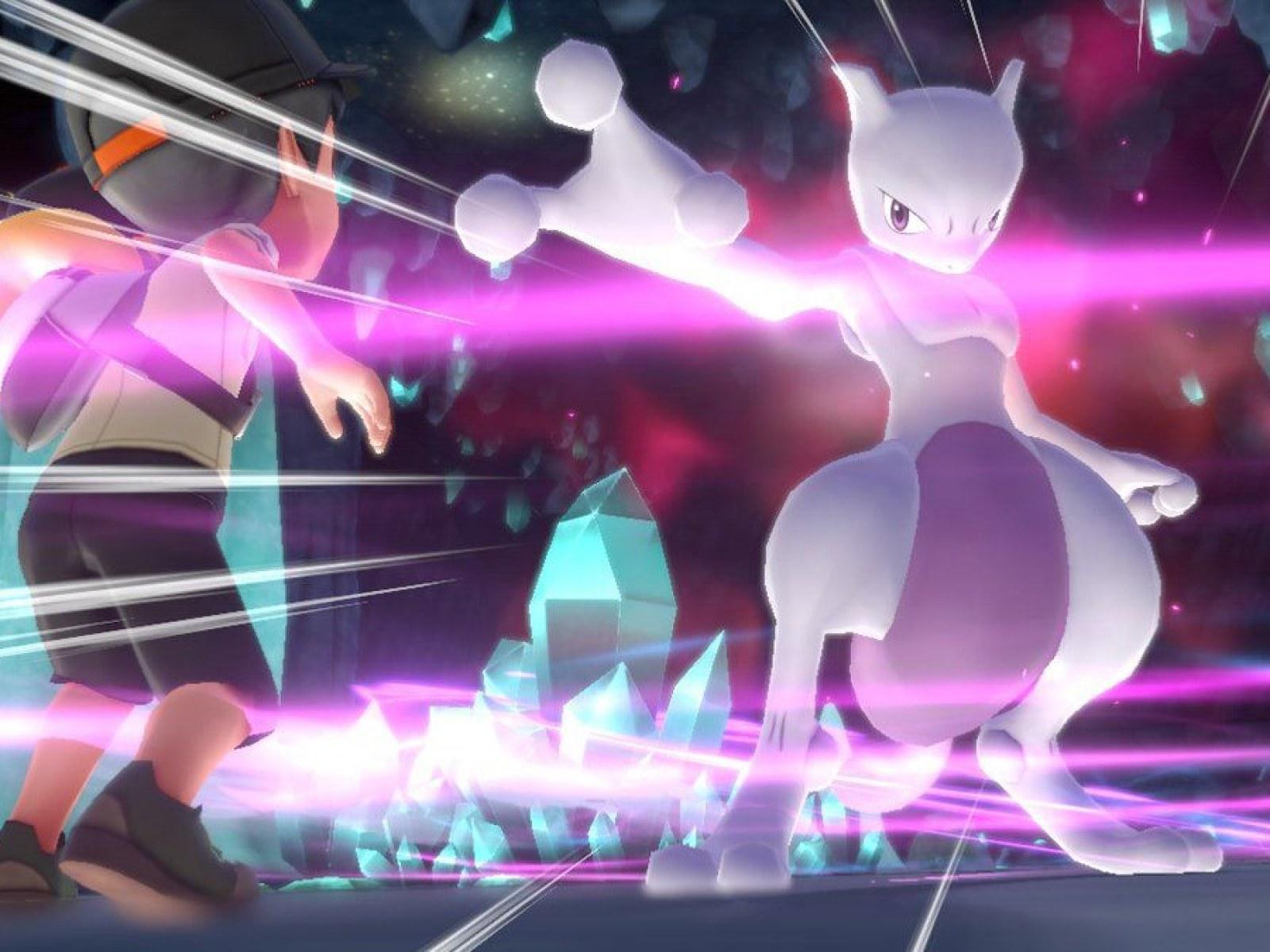 Pokémon Let's Go' Legendaries: How to Catch Mewtwo, Moltres