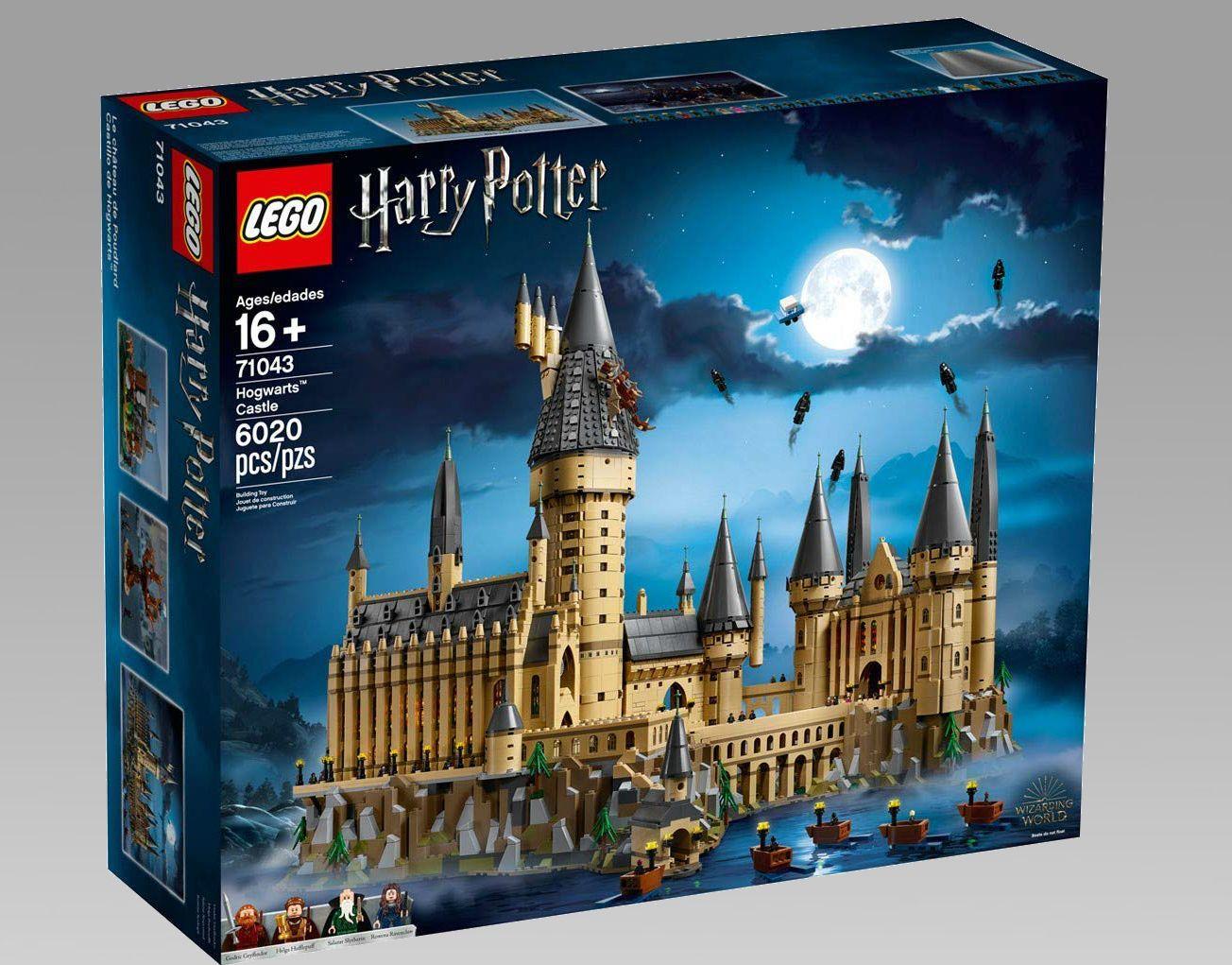 lego hogwarts USE
