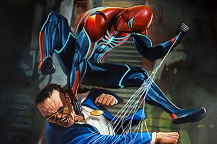 spiderman_dlc01 turf wars