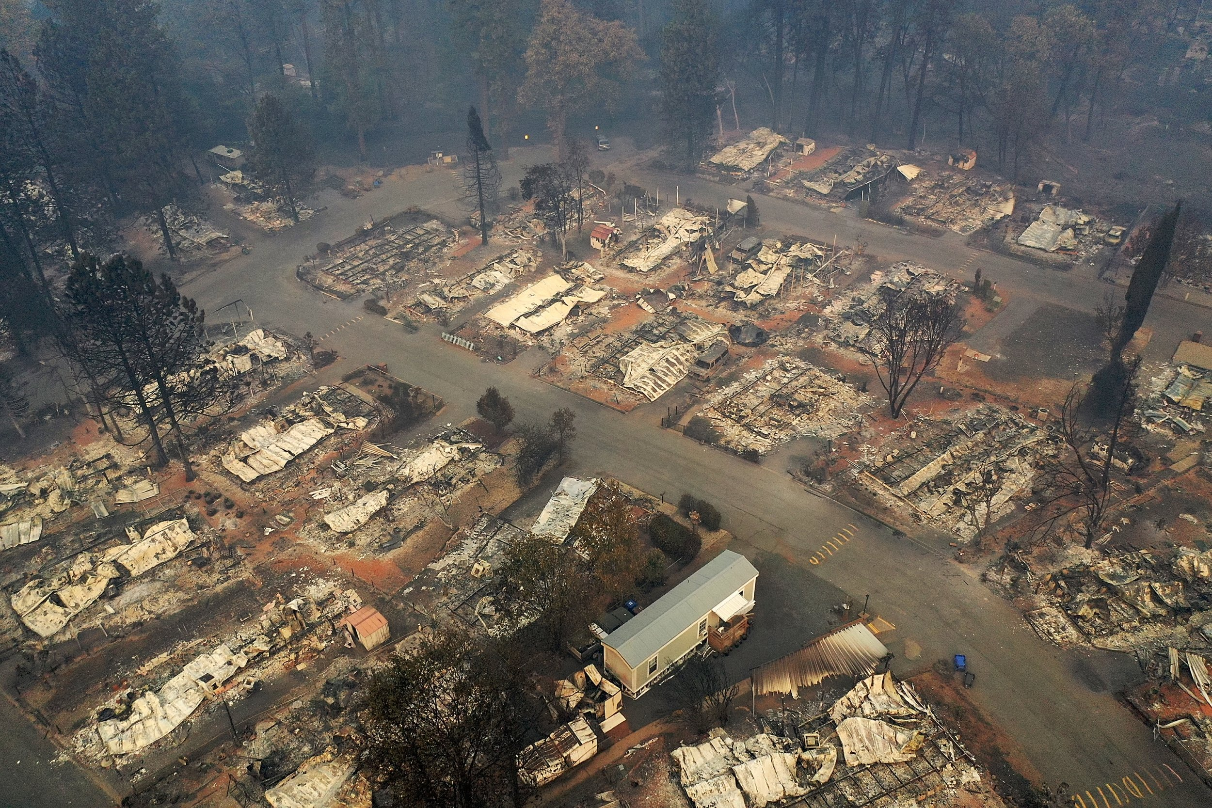 Image result for paradise ca fire