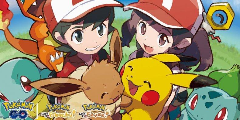 pokemon go lets go collab event