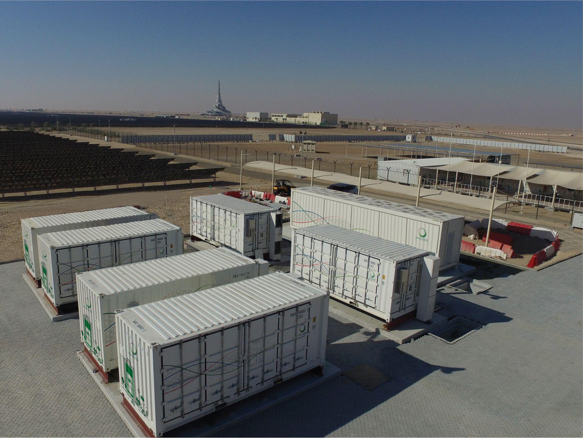 NAS battery in Dubai
