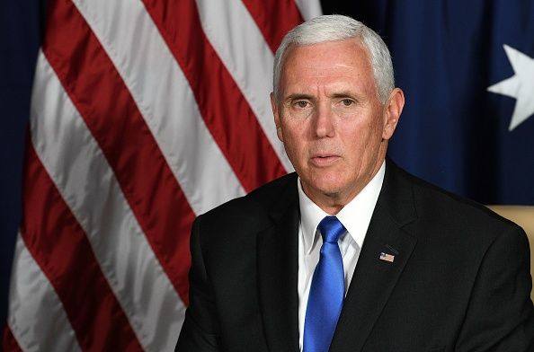 Image result for mike pence on free press