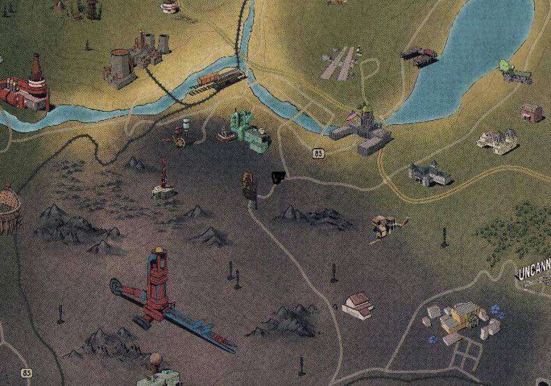 Fallout 76 Charleston Fire