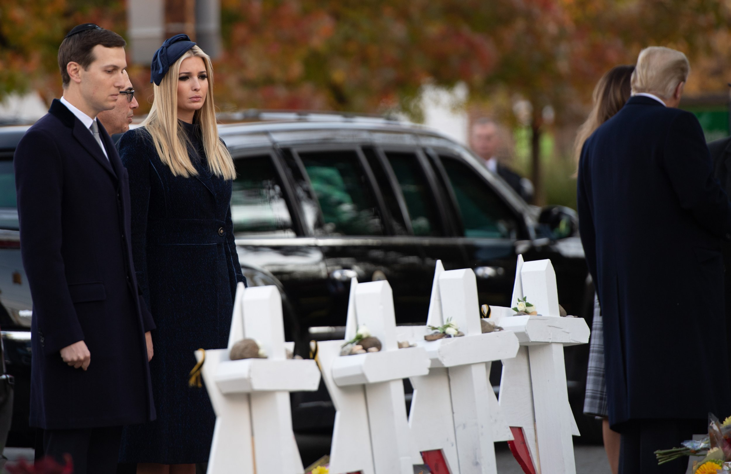 """Jewish Americans are """"more offended by Jared"""" Kushner and Ivanka Trump than by president amid anti-Semitic attacks"""