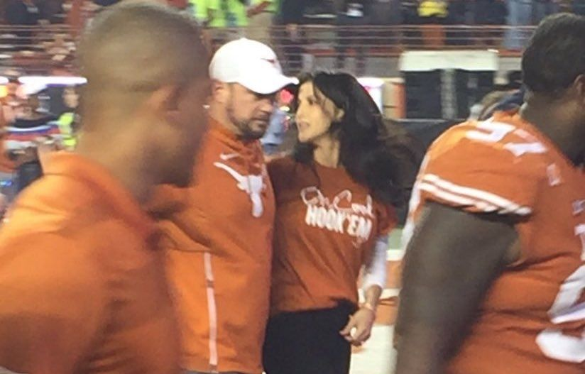 Tom Herman's Wife Michelle