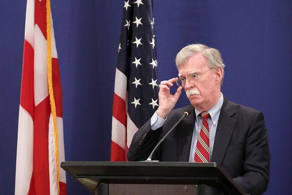 john bolton, president, donald trump