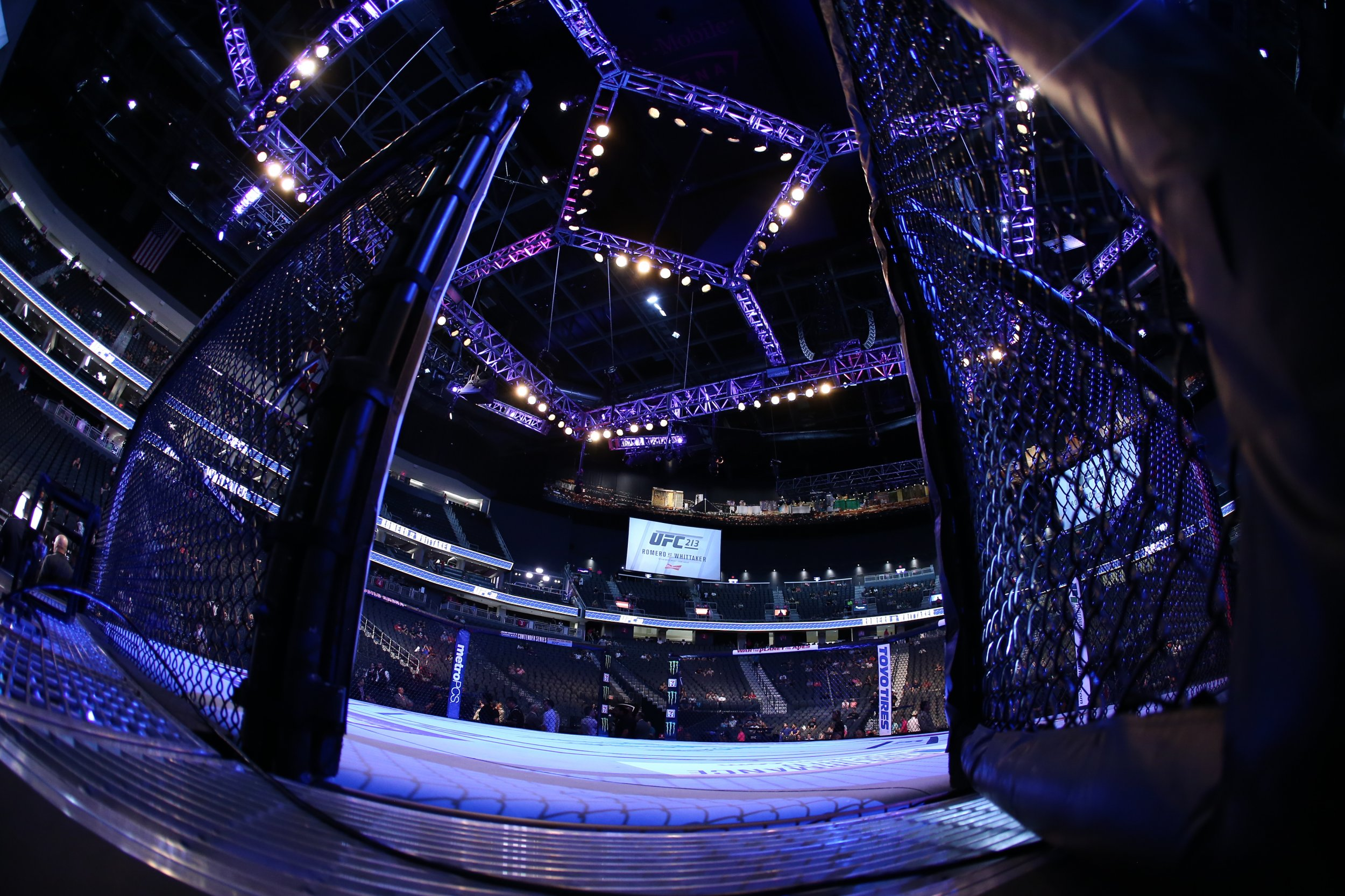 UFC Fighter Rachael Ostovich Suffers Apparent Attack