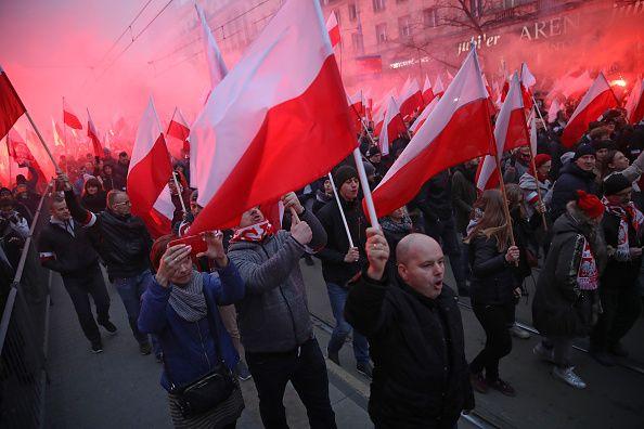 Polish minister Jews Goebbels Holocaust