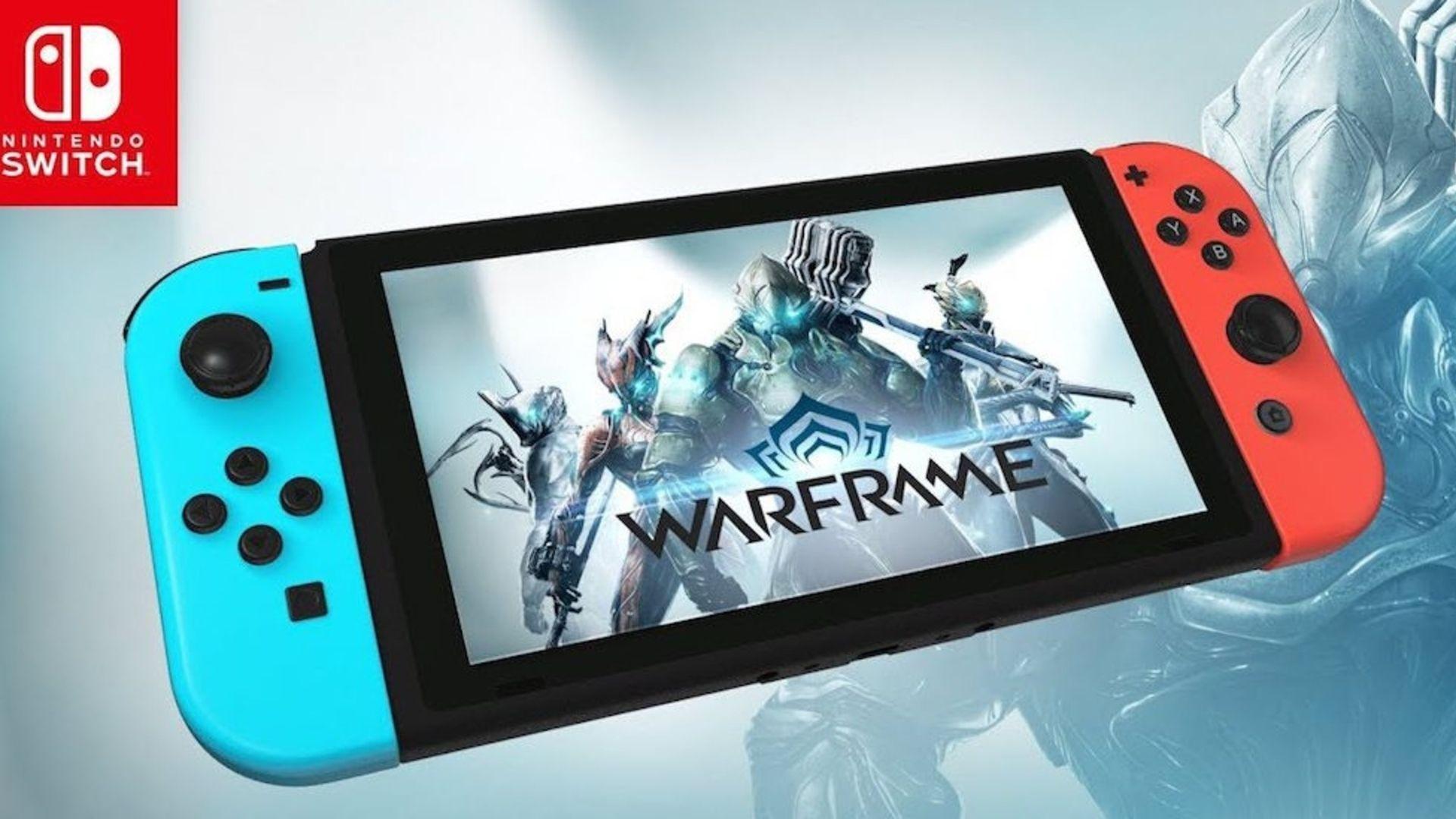 warframe on switch