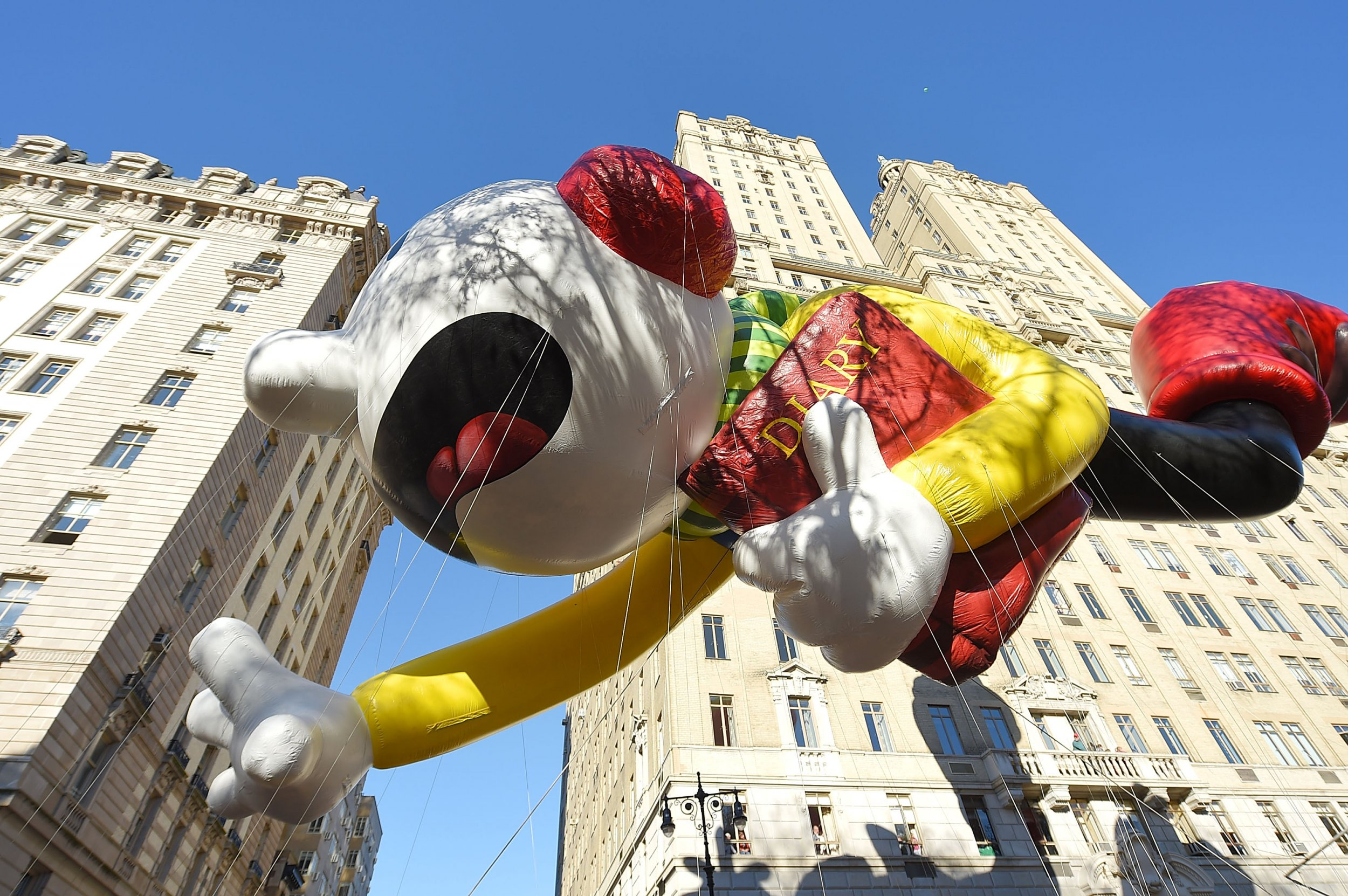 Thanksgiving Nyc Forecast Could Be Among Coldest On Record Could Wind Cancel Macy S Parade