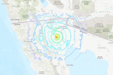 Alberto Oviedo Mota 11-19-18 Earthquake