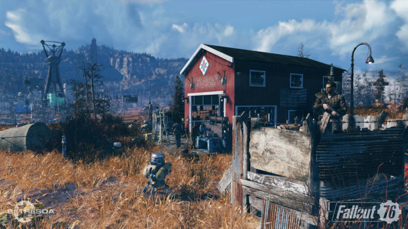 Fallout 76' Adhesive Guide: How To Farm It Or Find It When You Need It