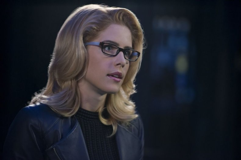 felicity arrow season 7