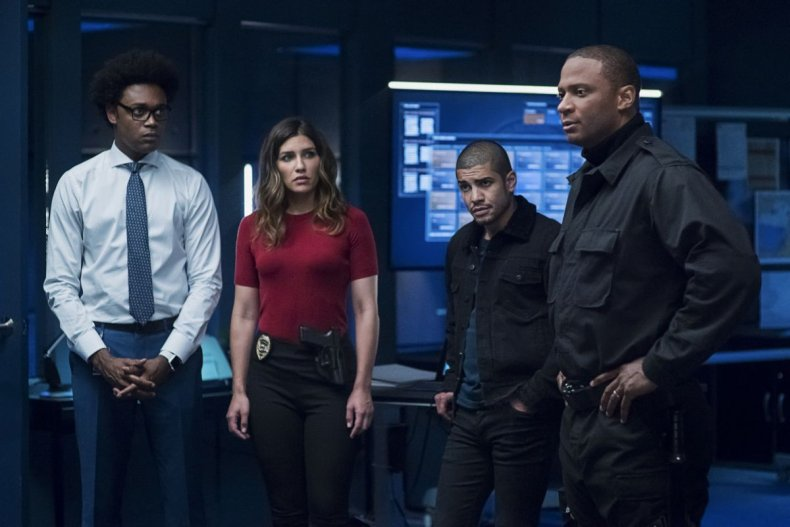 arrow season 7 team