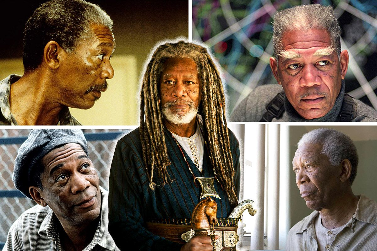 Ranked: Morgan Freeman's Best (and Worst) Movies