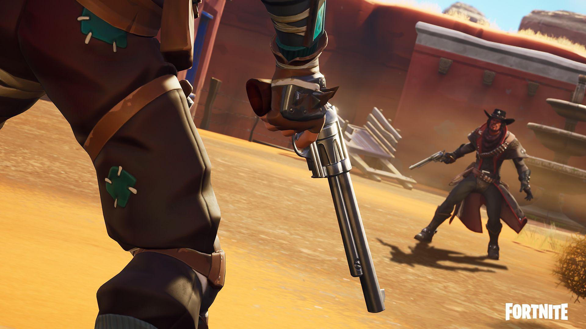 Fortnite Update 6 30 Adds Dynamite Amp Wild West Ltm