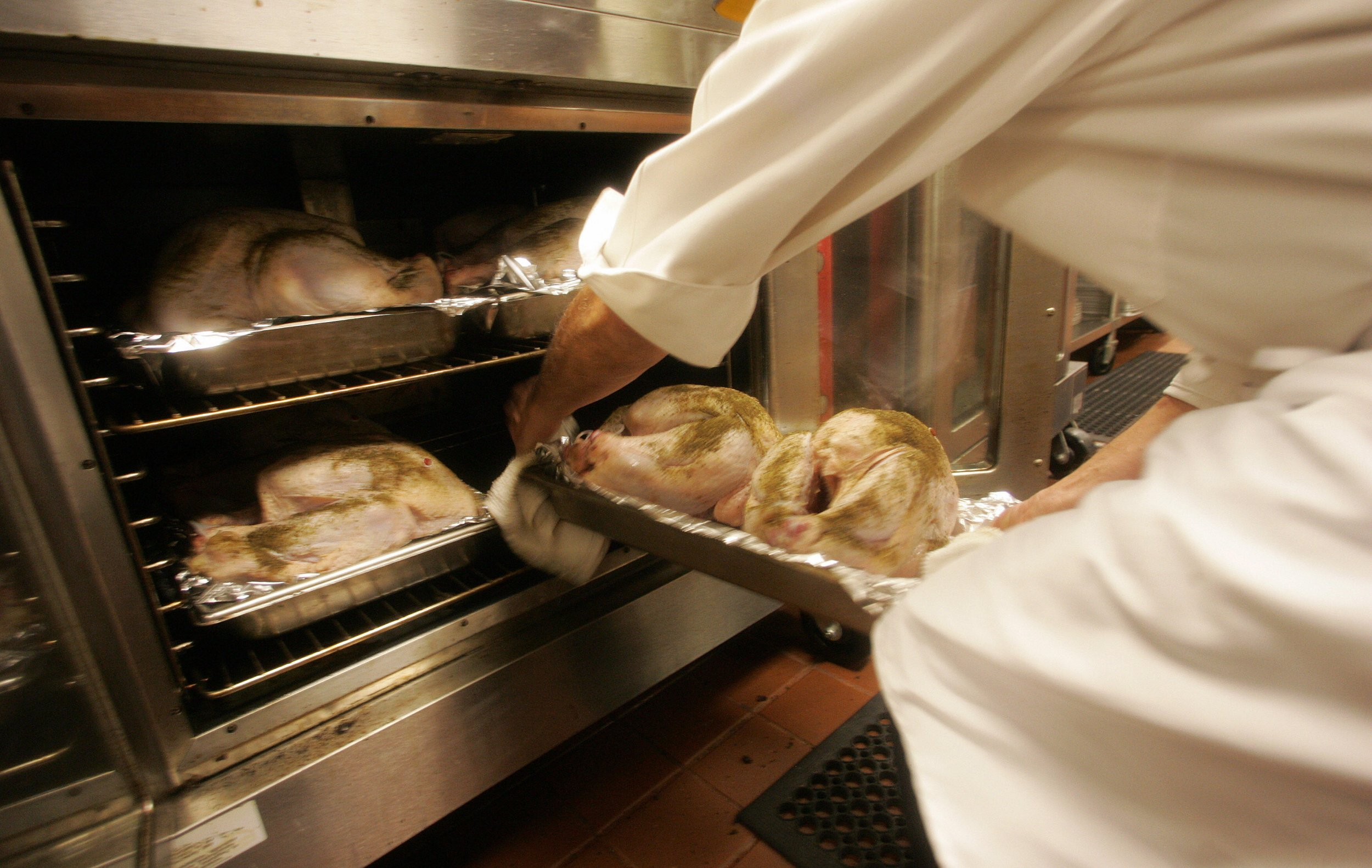 how long should you cook a turkey
