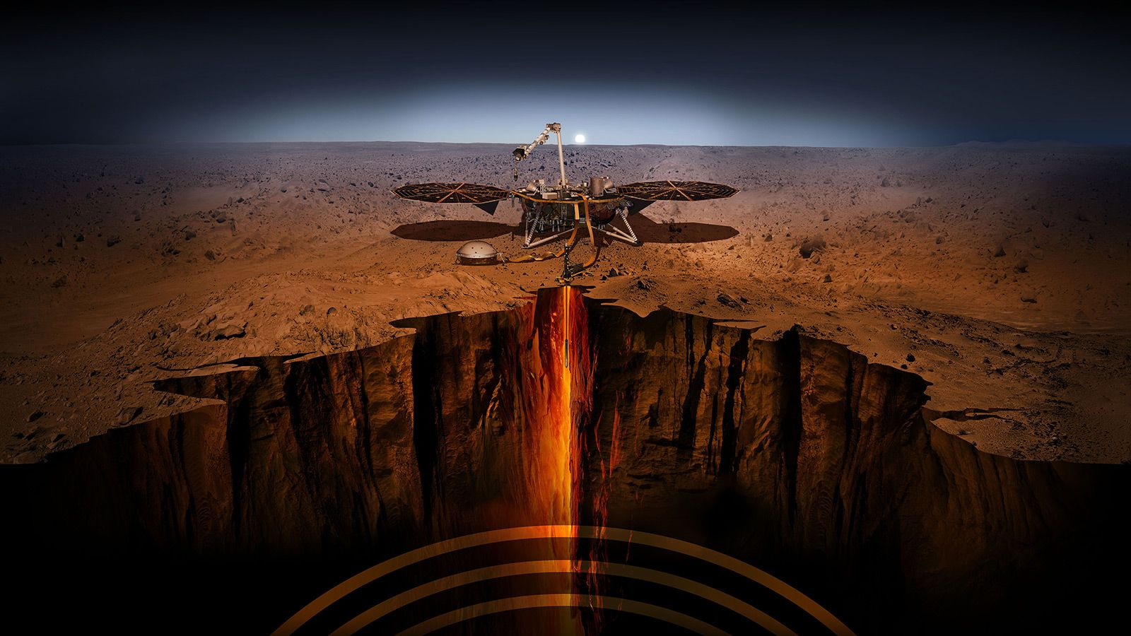 mars rover insight photos - photo #12